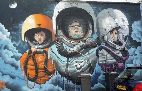 Boscombe Street Art