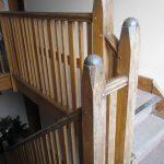 Art Deco Stair Case, Gainsbrough Ct.
