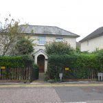 Cobden Cottage, Cobden Road.Seabourne Place,