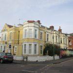 Corner Aylesbury & Crescent