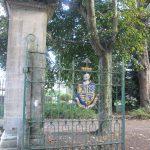 Gates to Woodland Walk